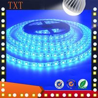 Fast delivery SMD 5050 solar powered led strip lights IP65 Waterproof 60Led/m DC 12V Made in China