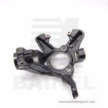 Motorcycle car casting steering front wheel yoke knuckle arm for AUDI SEAT SKODA VW OE L: 1K0407255T R: 1K0407256T