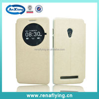 Alibaba china smart cover flip case for asus zenfone 5