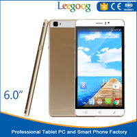 6 Inches Android 4.2 MTK6572 Dual Core Mobile Phone RAM 512GB ROM 4GB Unlocked 3G WCDMA 2100 smartphone