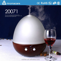 Single Led mini humidifier mist usb humidifier fan