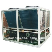 China made commercial air convert to water heat pump/ hot water heating system,R410A,17kw~100kw
