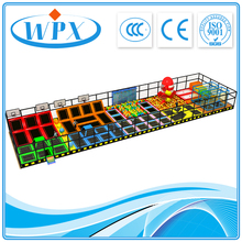 Best Quality Kids Indoor Trampoline Soft Play Amusement Park for sale
