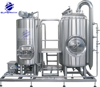 Turnkey beer equipment from China with CE,fresh beer producing plant
