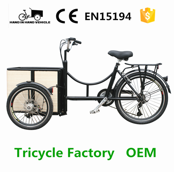new design mini tricycle electric cargo bike for adult