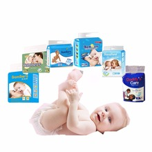 Bamber baby diaper wholesale colthlike film factory in china