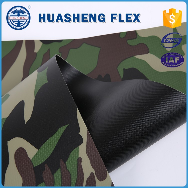 Manufacturer pvc coated 1.1mm inflatable boat fabric