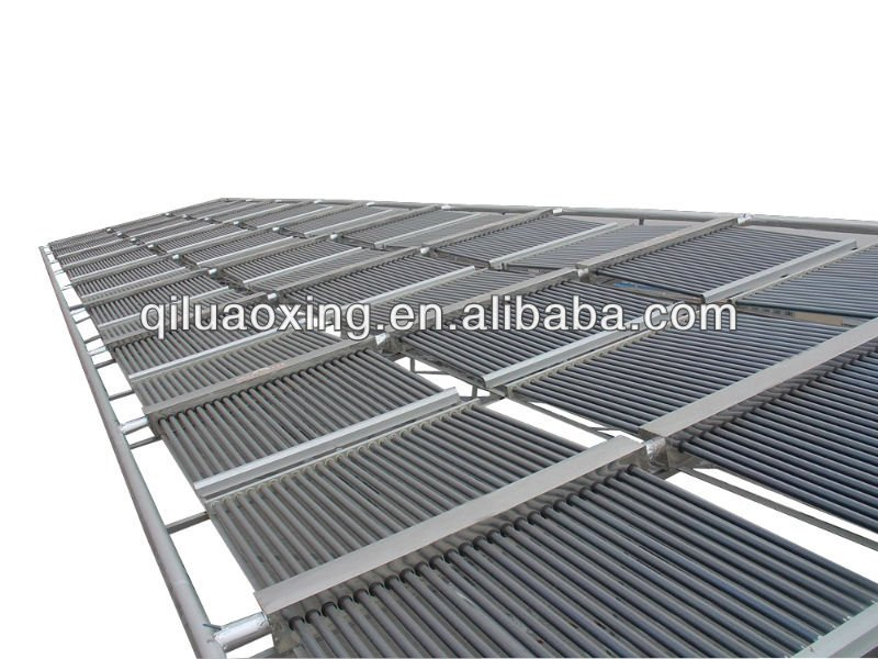 intergrate pressurized vacuum tube flat plate solar water heater