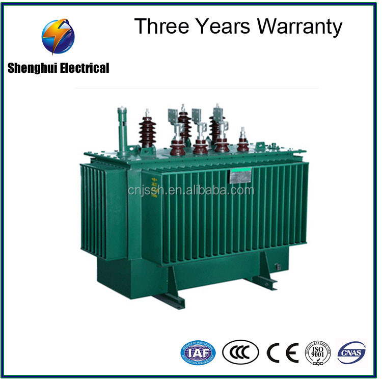 1500 kva transformer 11kv 415v oil immersed transformer 1500kva with competitive price