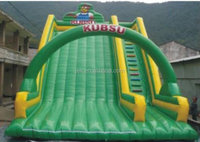 Adult inflatable water slide for summer water park