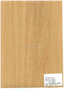 Wood grain PVC laminated steel decorative metal sheets