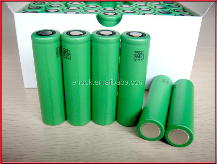 18650 vtc3 1600mAh 30A Rechargeable Lithium Battery cell for sloar panels with competitive price