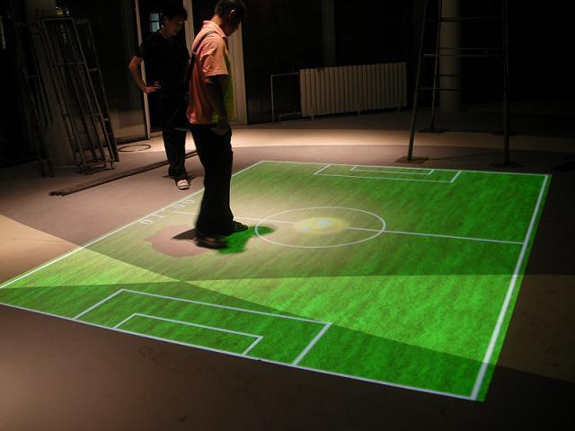 alibaba interactive floor system projector football - buy
