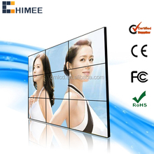 55 inch video wall china factory indoor seamless led video wall/led panel/led TV