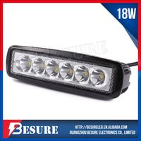 Hot Sale LED Work Light 18W Auto LED Working Light 6/7 Inch Car LED Head Lamp