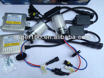 2014 High quality 12v 35w cnlight Slim CANBUS HID kit