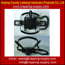 Coil Spring Traps with rubber padded jaws