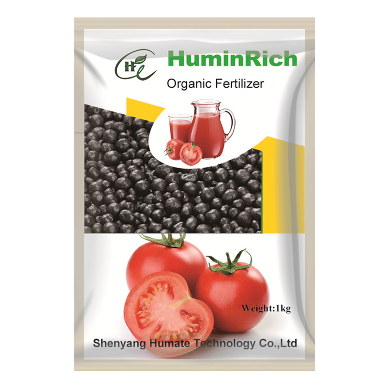 Huminrich Shenyang Slow Release Insoluble In Water Enhance The Resilience Turf Fertilizer