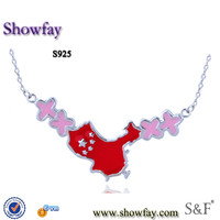 H10580 Manufacturer necklace handmade sterling silver jewelry