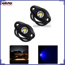 BJ-ROL-001 Off Road led Mood light Rock Light Car Tail Dome Light