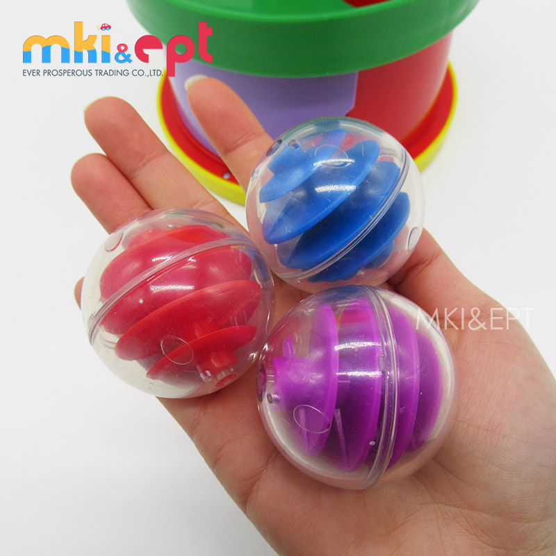 2018 Newborn baby education roll ball game toy for infants