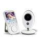Bessky Baby Monitor 2.4 inch LCD IR Night Vision 2 way Talk 8 Lullabies Temperature monitor Digital video radio