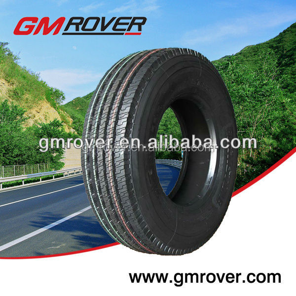 High quality General tires tubeless truck tyres 11R22.5 factory