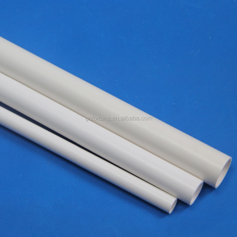 Plastic tubing flexible metal conduit pvc pipe prices
