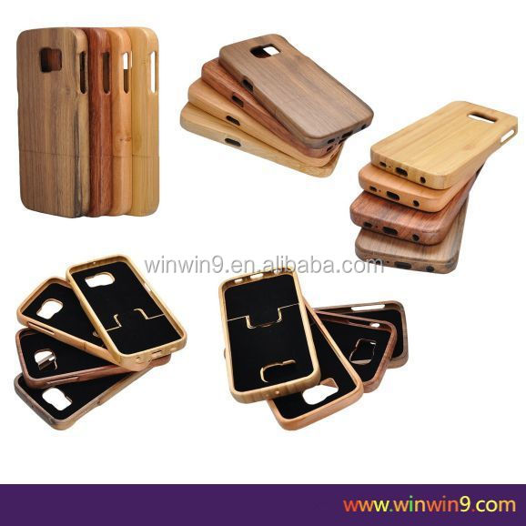 2015 Stylish wooden fashion design laser engraving smart phone case wood factory price 100% fsc cheap mobile cases
