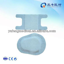 Surgery medical sterilized oval eye pad