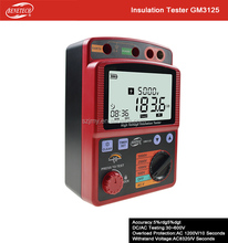 High Frequency High Voltage Insulation Tester