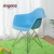 Cheap plastic dining table chairs for livingroom from China
