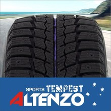 china tyre manufacturer since 1983, Altenzo cavallis branded tires in Australia