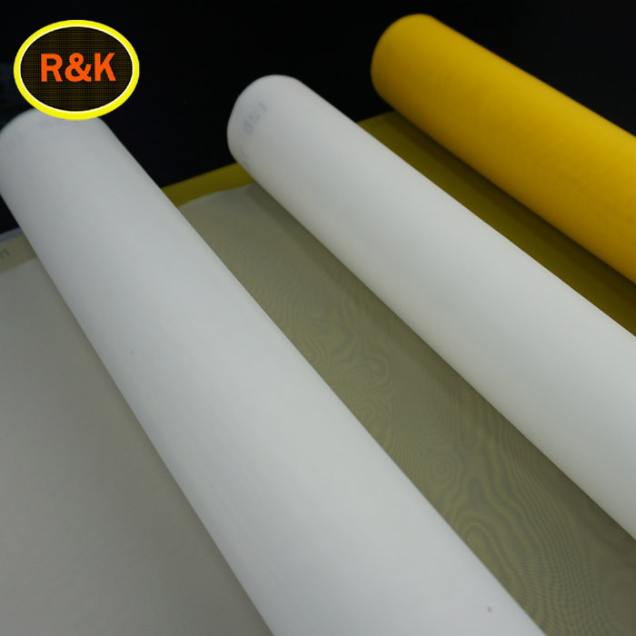 Plain Monofilament Polyester Screen Printing Mesh