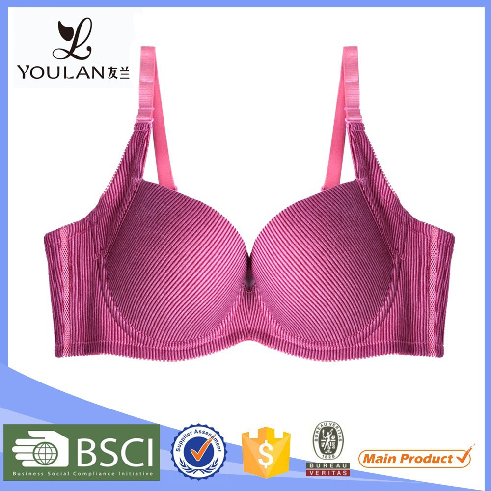 Shape Nylon Cute Girls Fashion Sexy Push Up Bra