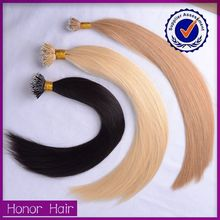 HOT! Grade 7a angel hair products kenya double drawn nano ring hair extension