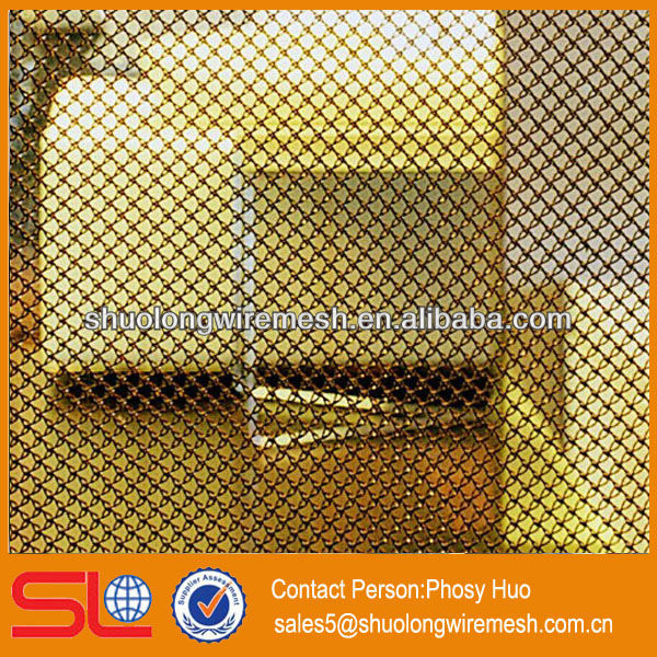 2013 new style!Decorative metal mesh curtain,decorative beaded drapery