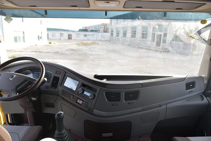 500hp tractors tractor truck 80 ton for peru