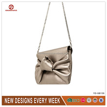 Fashion Bowknot Design Crossbody Bag for Women Good Quality