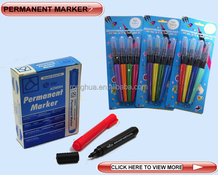 WY-7028 High quality cheap custom Simple design Classic dry erase marker