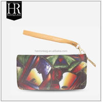 Fashion latest design ladies hand purses and wallets for sale
