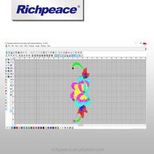 Welcome Embroidery Design CAD Software in Richpeace
