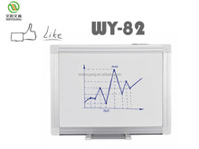 Magnetic dry erase whiteboard for 2012 London Olympic Games
