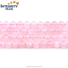 2mm 4mm 6mm 8mm 10mm 12mm 14mm natural pink crystal beads rose quartz stone