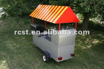Catering Hot Dog trailer Cart - RC-HDC-05