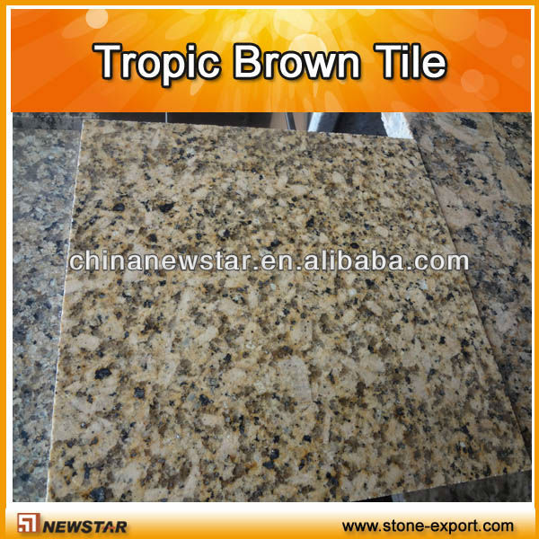 newstar tropic brown granite tile good price
