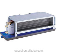 Duct type chilled water central air conditioner fan coil unit