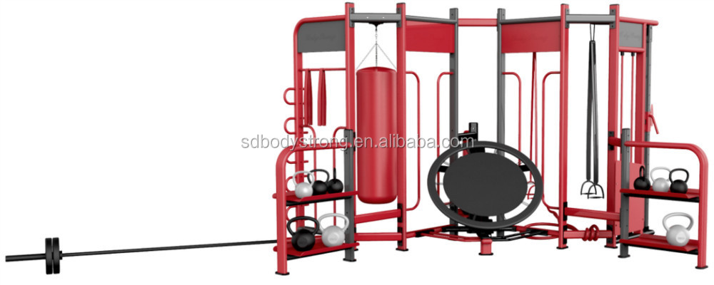 Crossfit Gym Equipment /Multi Station Synergy 360