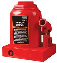 Hot sale 32 Ton Welding Hydraulic Bottle Jack With Safety Valve TH93204
