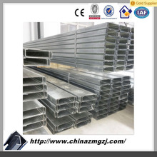 Good quality at cheap price!! C shape steel beam, Galvanized beam steel